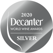 Decanter Silver 2020 Award