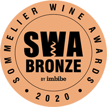 Sommelier Wine Awards Bronze 2020