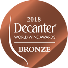 Decanter Bronze 2018 Award