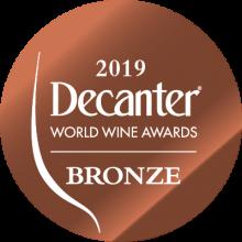 Decanter Bronze 2019 Award