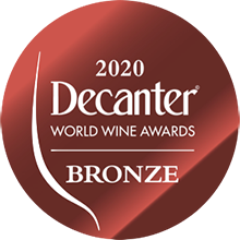 Decanter Bronze 2020 Award